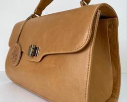 Agnesbag in leather