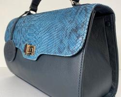 Agnesbag in real leather