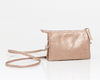 Touristbag small rosé/goud